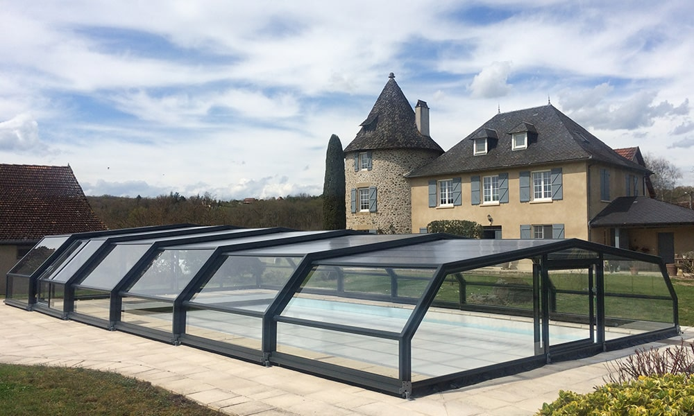 Arcadia medium level enclosure - Astaillac, France