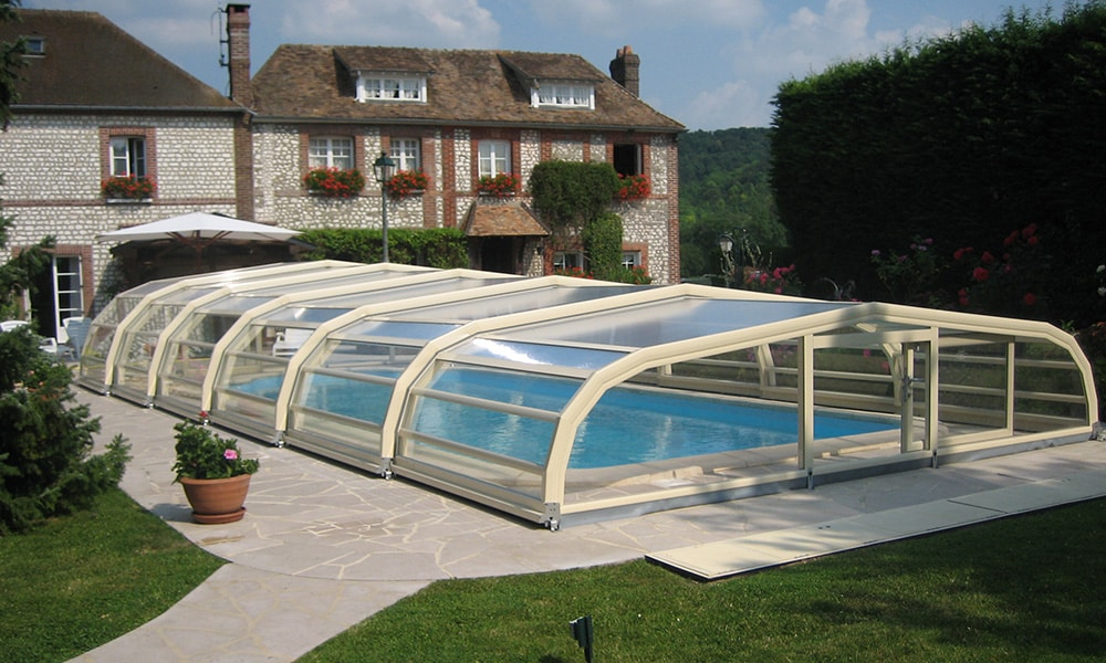 Ondine medium level enclosure - Poses, France