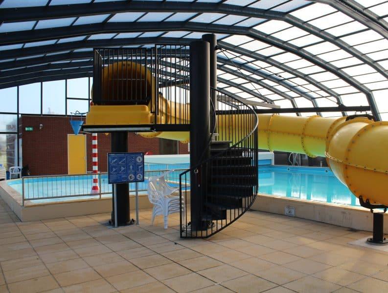 Public pool enclosures - Doesburg, Netherlands