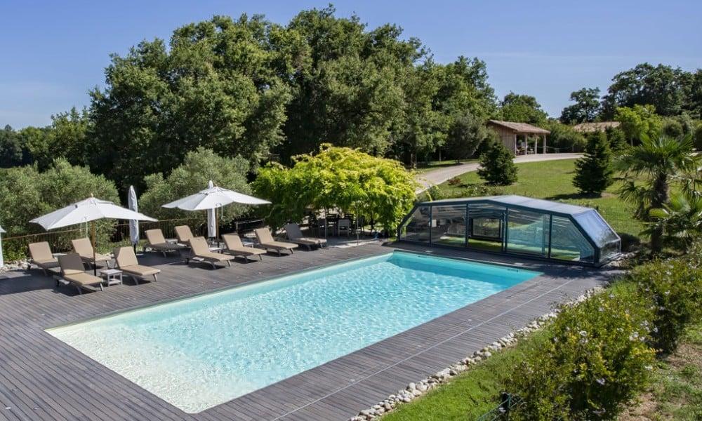 Arcadia medium level enclosure - Bed and Breakfast, France