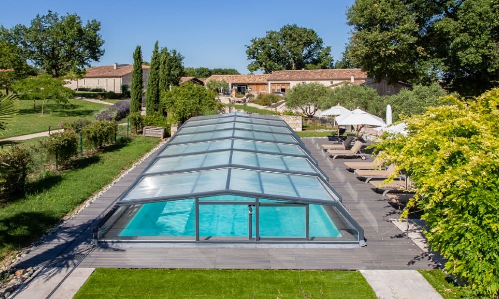 Arcadia medium level enclosure - Bed and Breakfast, France